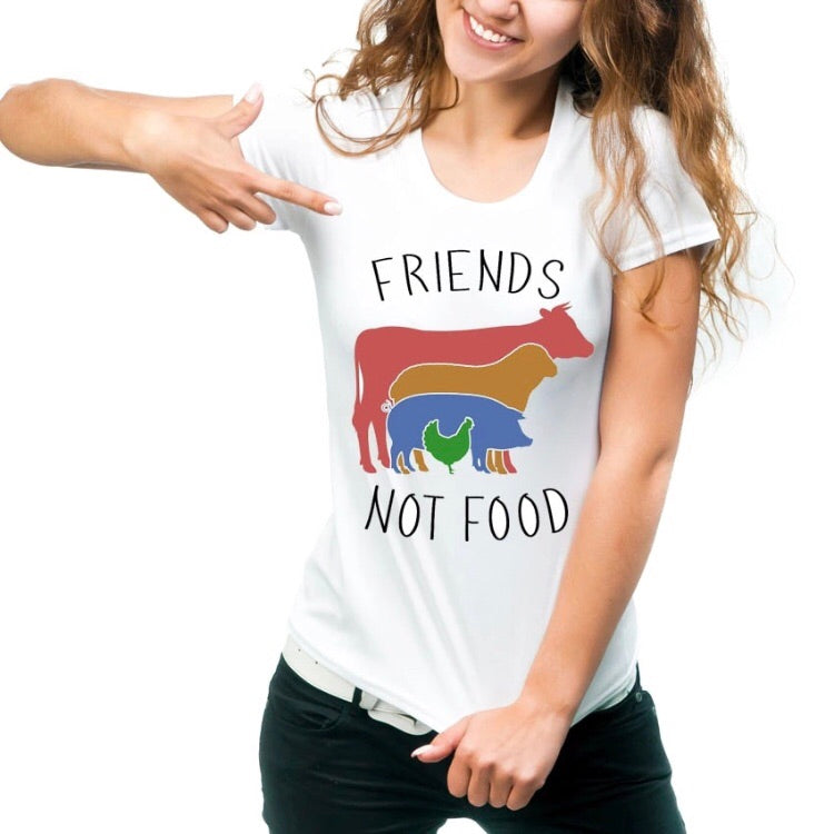 Friends Not Food - Payvand