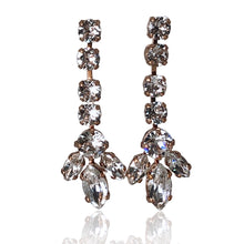 Donya Swarovski Earrings - Payvand