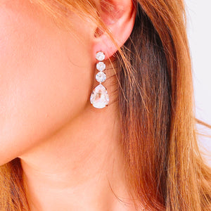 Shirin Swarovski Earrings - Payvand