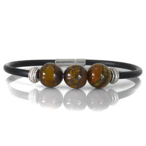 "Tiger Eye ""Determination Bracelet"" - Payvand"