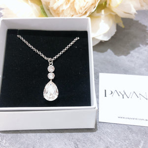 Pari Swarovski Necklace - Payvand