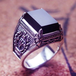 Atar Sterling Silver Ring - Payvand