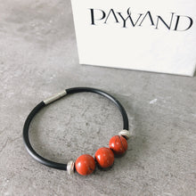 "Red Jasper ""Passion Bracelet"" - Payvand"