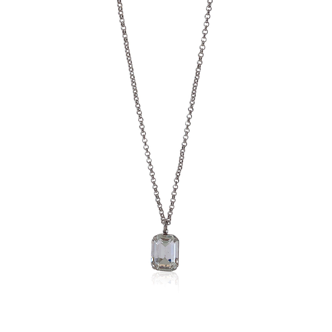 Arias Swarovski Necklace - Payvand