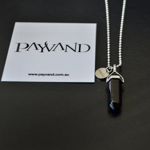 Black Onyx Necklace - Payvand