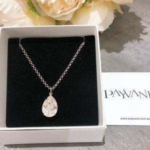 Amitis Swarovski Necklace - Payvand