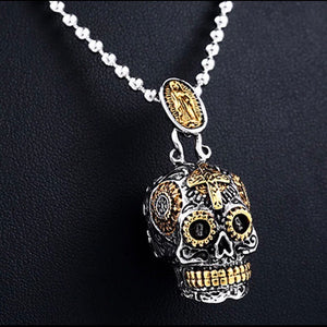 Skull Necklace - Payvand