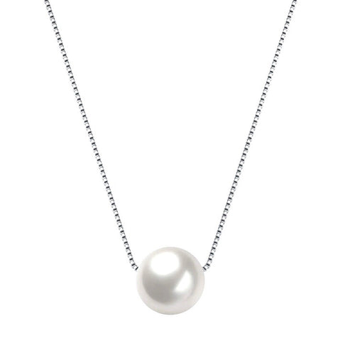 Floating Pearl Necklace - Payvand