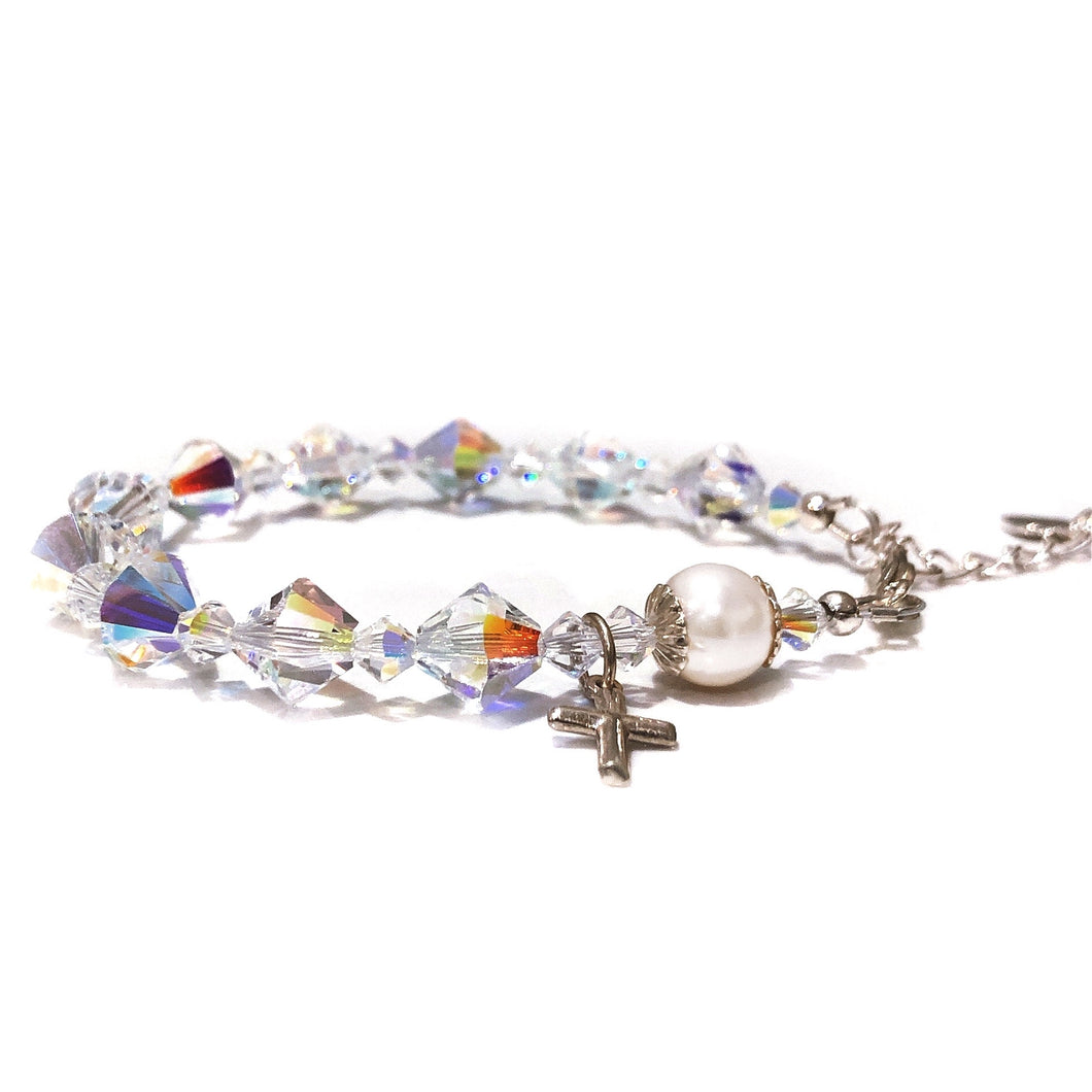One Decade Rosary Bracelet - Payvand