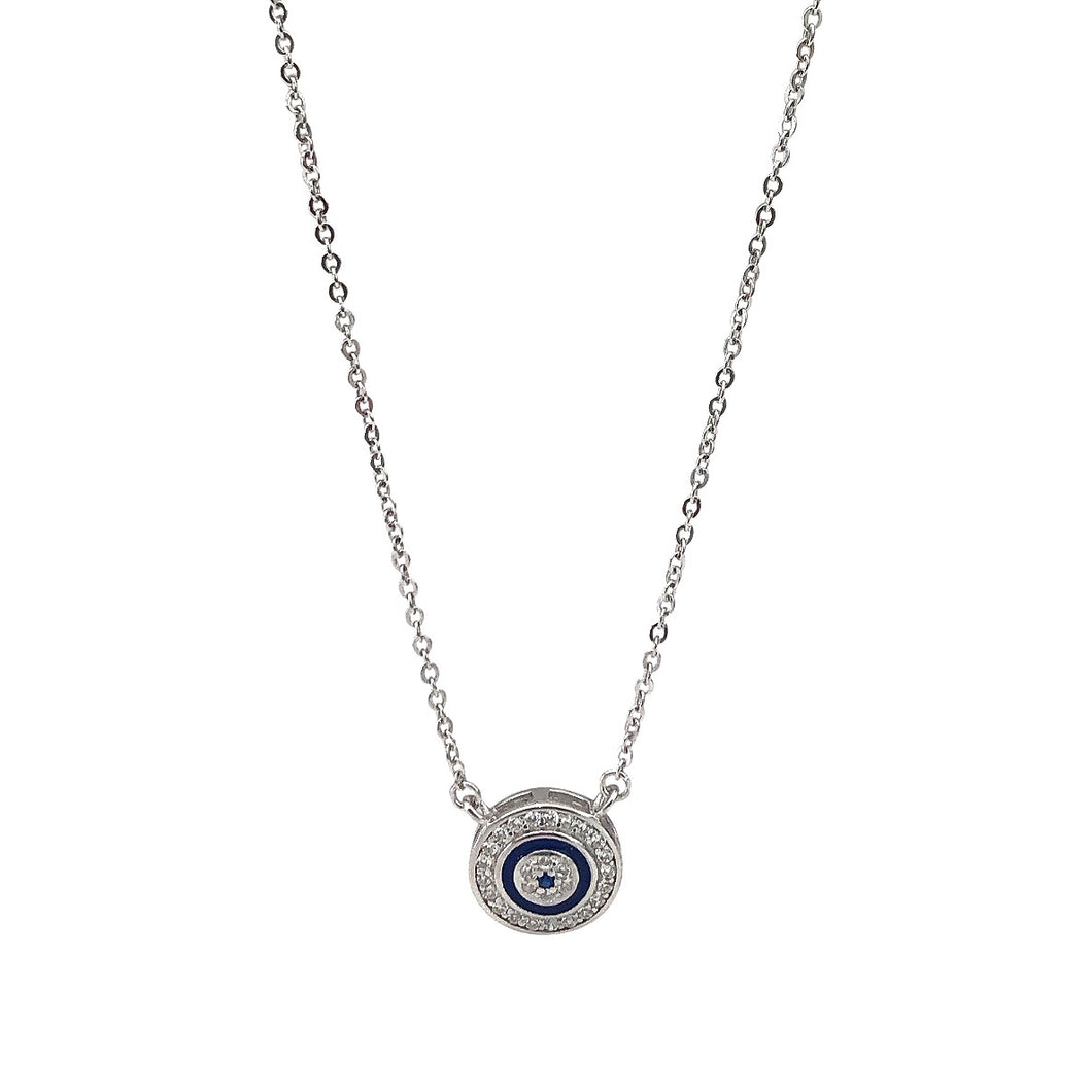 Evil Eye Necklace - Payvand