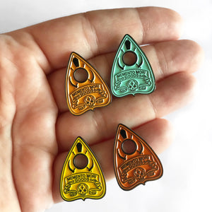 Bright Planchette Pins