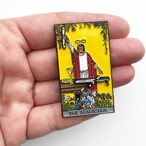 The Magician Pin