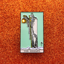 The Hermit Pin