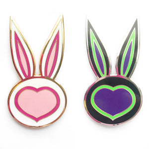 Rabbit Pin