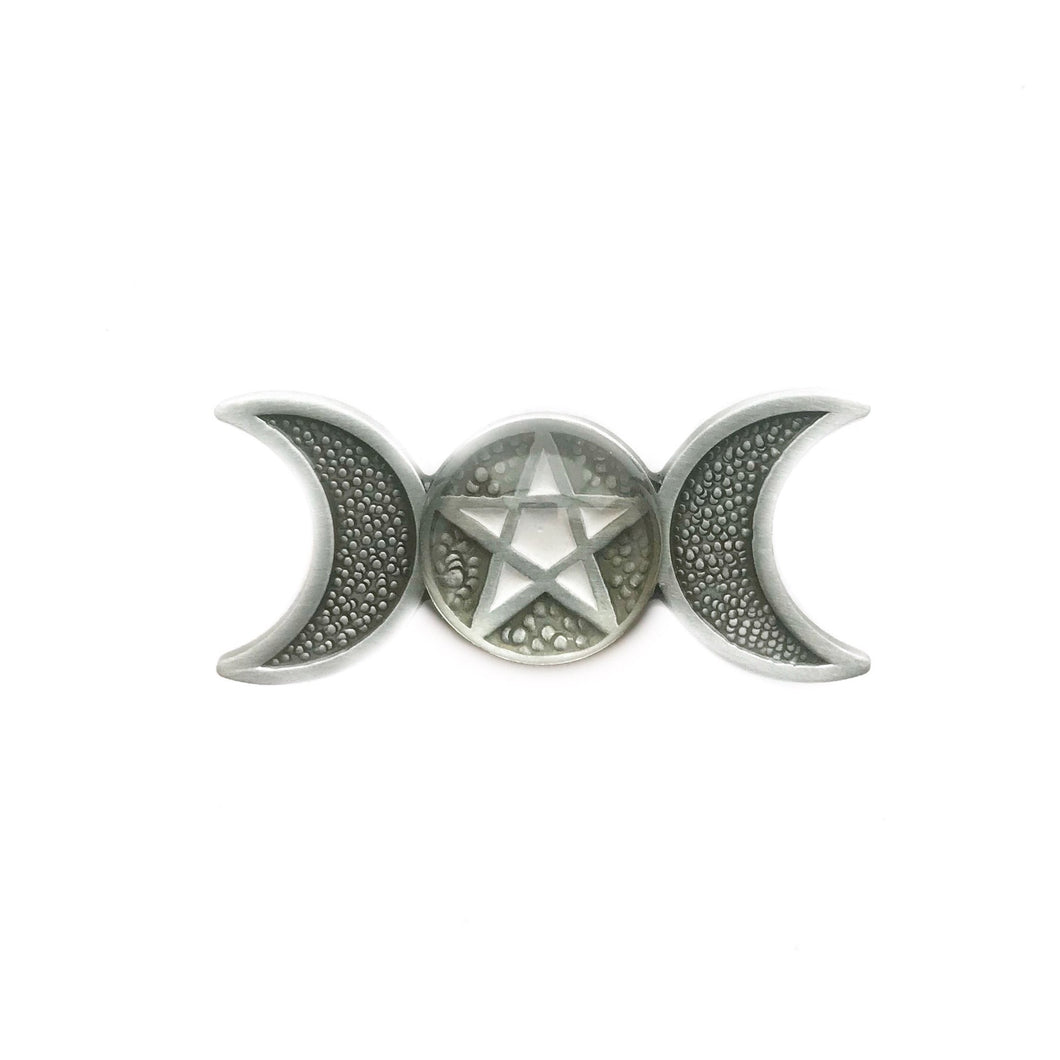 Triple Moon Pin