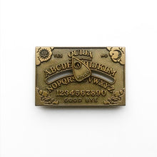 Gold Ouija Pin