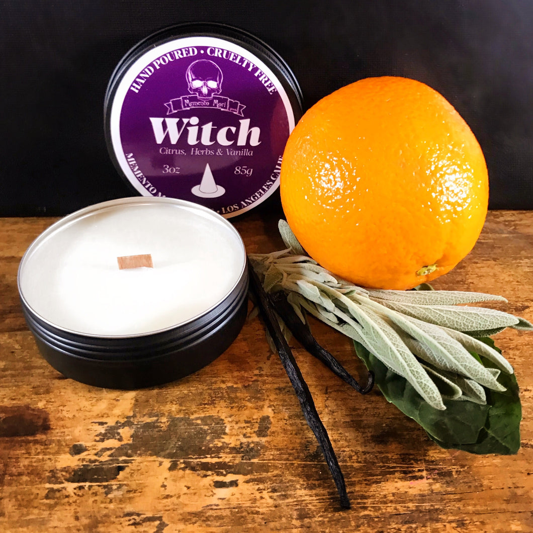 Witch Candle