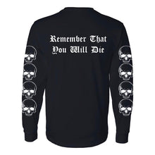 Memento Mori Long Sleeve Shirt