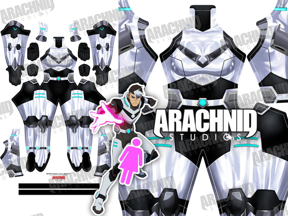 Black Paladin - Female