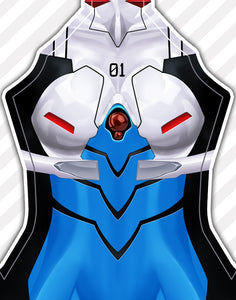 Shinji Female Plugsuit