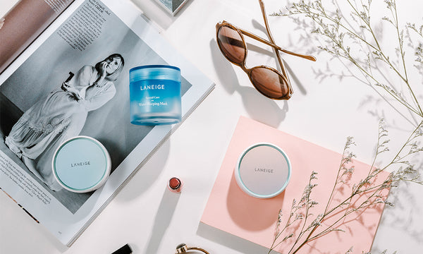 Laneige Reveals Its Best-selling Products
