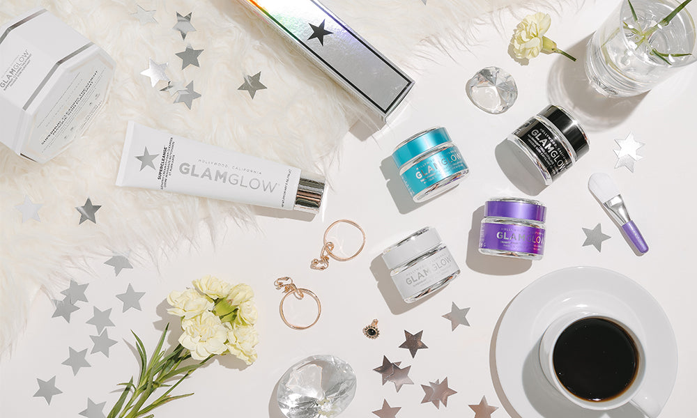 Hollywood's Best Kept Beauty Secret Revealed: GlamGlow
