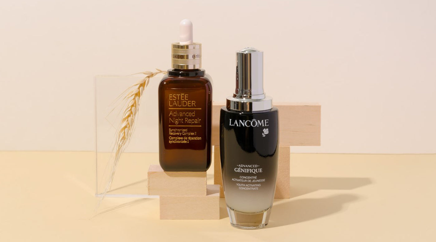 Estée Lauder VS Lancôme - Which Serum Is Better?