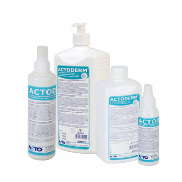 ACTODERM Hand Sanitizer