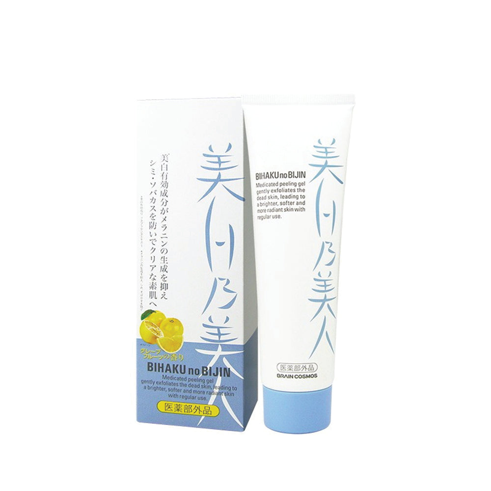 BIHAKU no BIJIN Whitening Peel Gel 120g