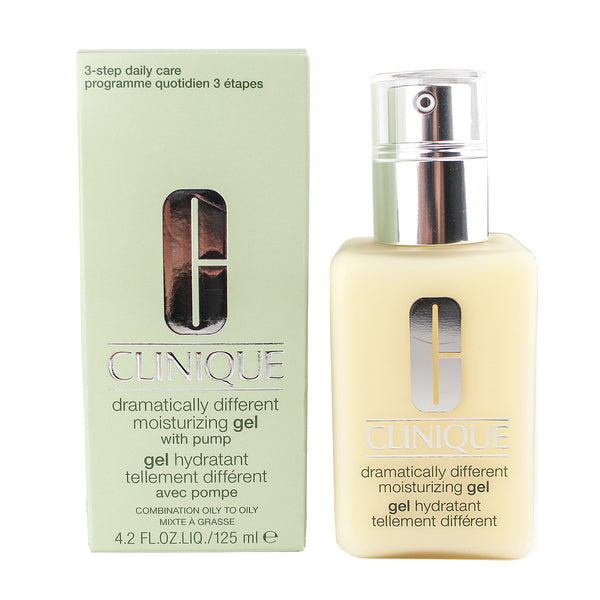 CLINIQUE Dramatically Different Moisturizing Gel (With Pump) Combination Oily-Oily 125ml