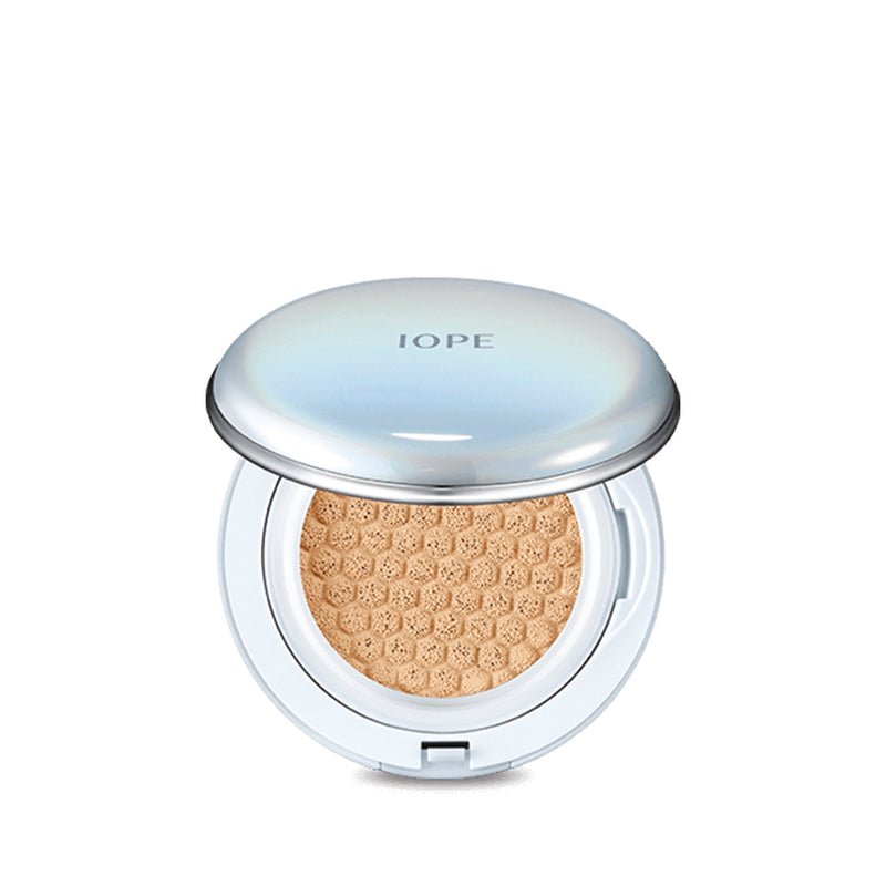 IOPE Air Cushion Cover #21 Vanila 15g + 15g(Refill)