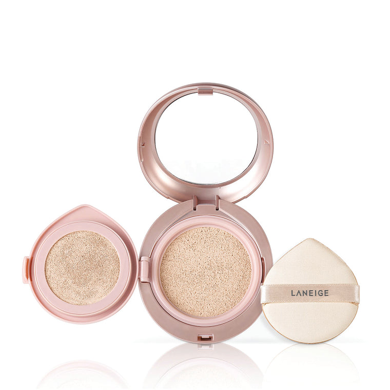 LANEIGE Layer Cushion & Concealing Base #21C Cool Beige 14g + 2.5g