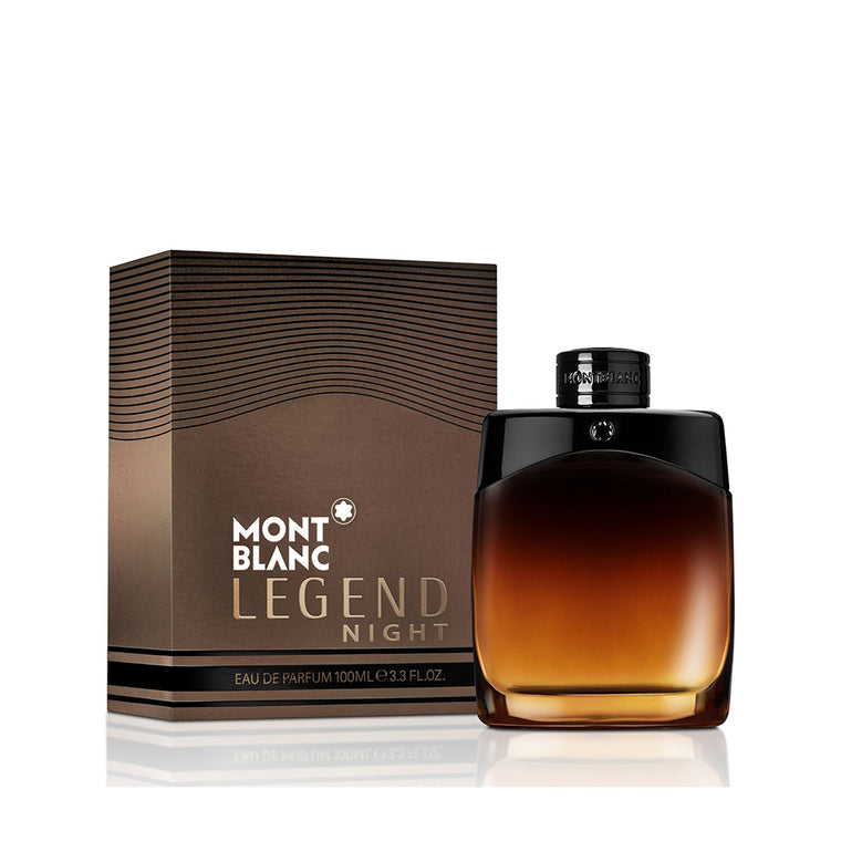 MONT BLANC LEGEND NIGHT EAU DE PARFUME SPRAY 100ML