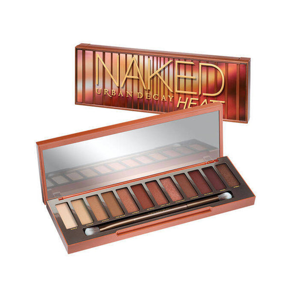URBAN DECAY Naked Heat Eyeshadow Palette 12 colours