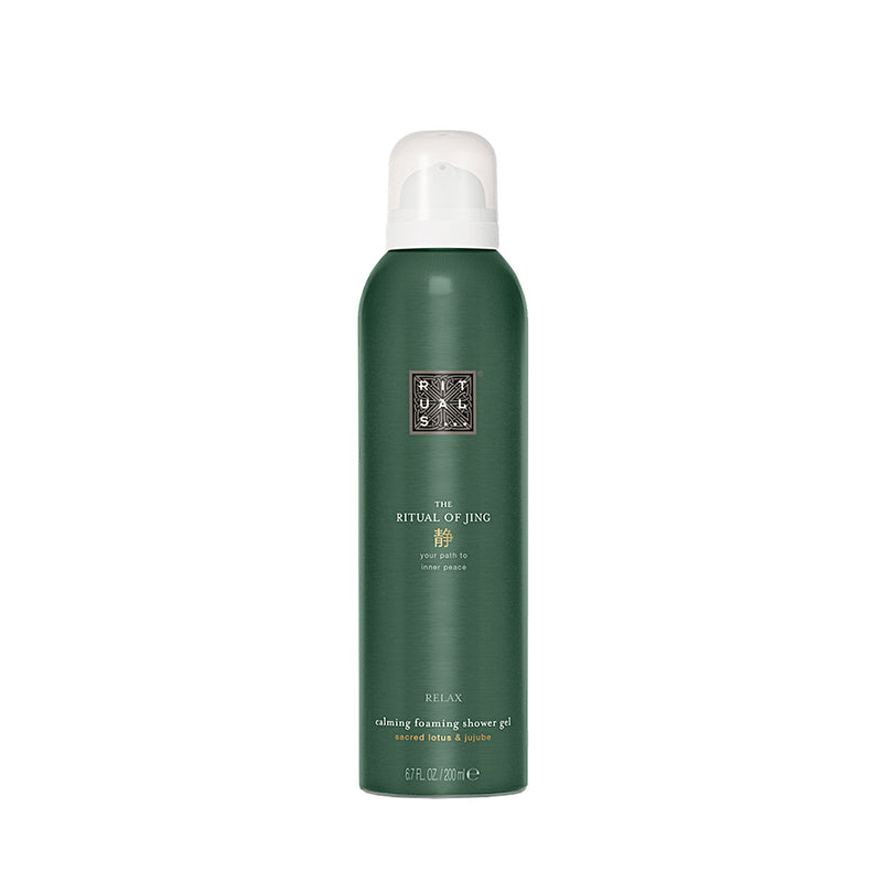 RITUAL The Ritual Of Jing Foaming Shower Gel 200ml