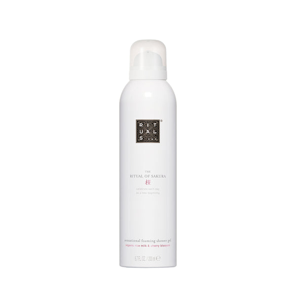 RITUAL The Ritual Of Sakura Foaming Shower Gel 200ml
