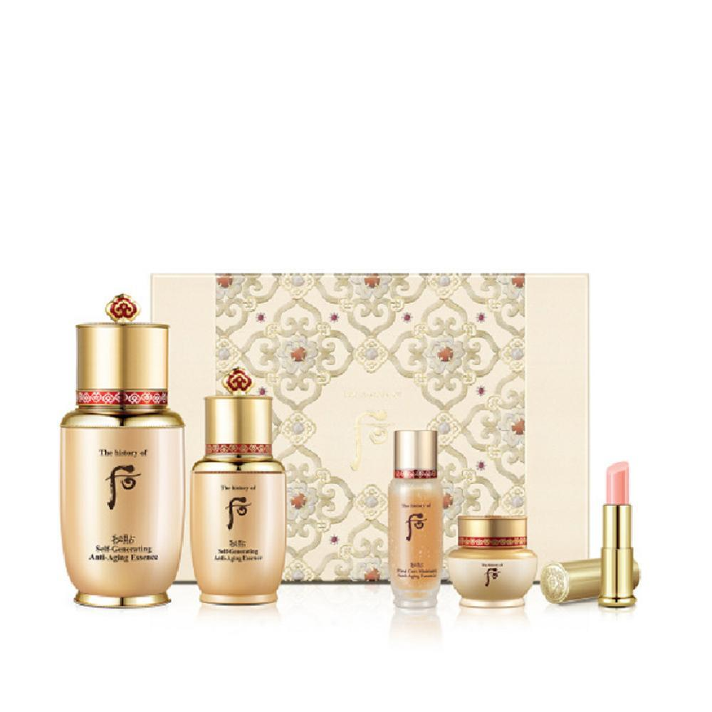 THE HISTORY OF WHOO Bichup JA SAENG Essence Set 5pcs (New)