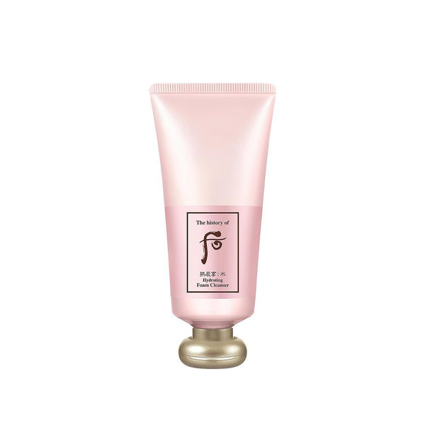 THE HISTORY OF WHOO Gongjinhyang Soo Hydrating Foam Cleanser 180ml