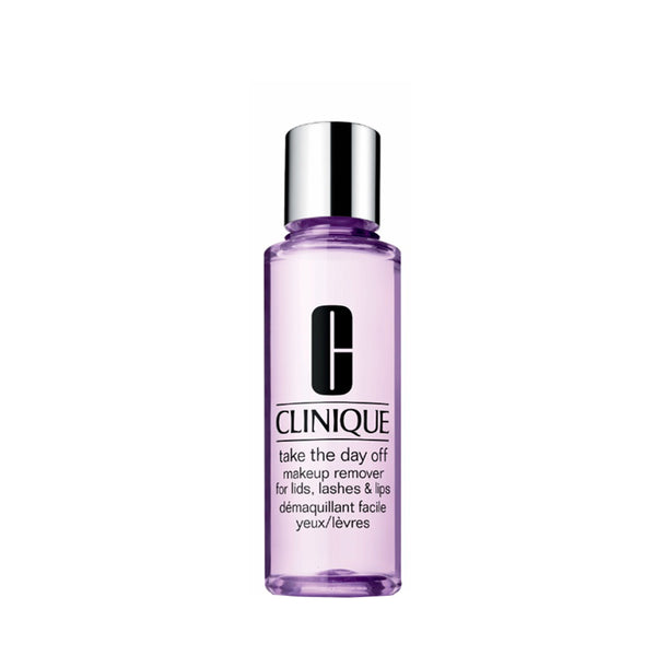 CLINIQUE Take The Day Off Makeup Remover for Lids, Lashes and Lips 125ml