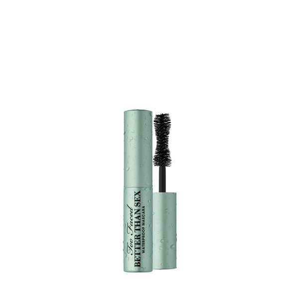 TOO FACED Better Than Sex Waterproof Mascara - Travel Size 4.8ml