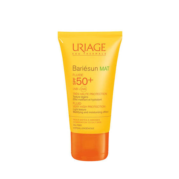 URIAGE Bariesun MAT Fluid SPF50+ 50ml