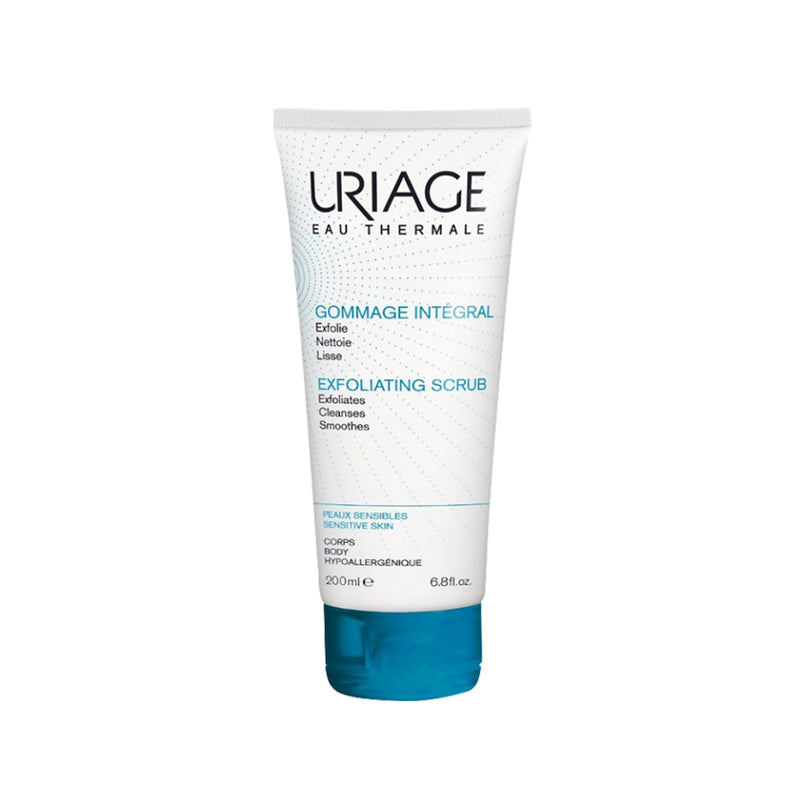 URIAGE Gommage Intégral (Exfoliating Cleanser) 200ml
