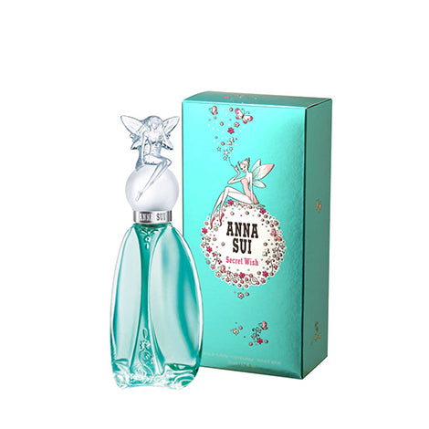 ANNA SUI Secret Wish Eau De Toilette 75ml