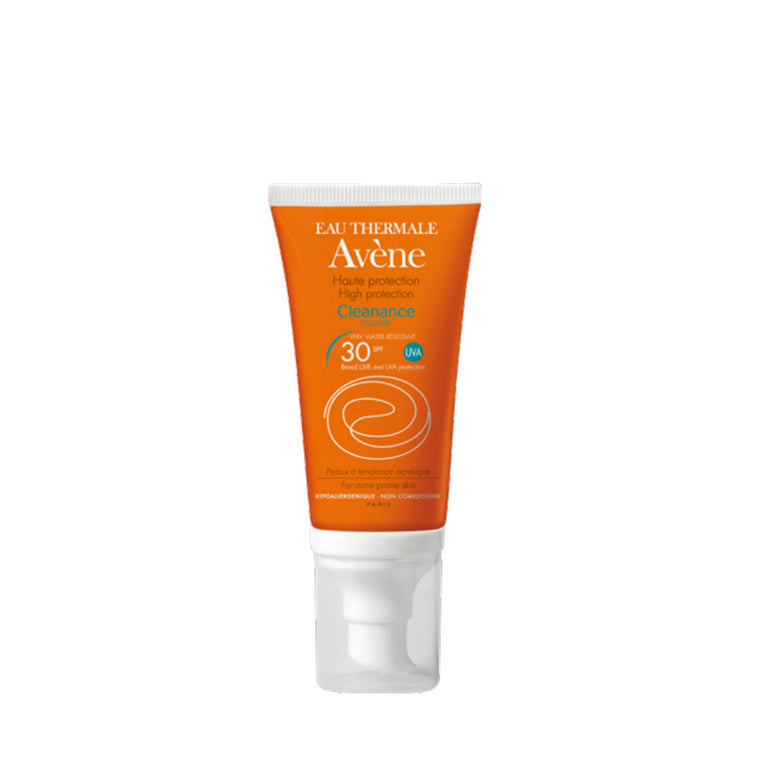 AVENE High Protection Cleanance Suncreen SPF 30+ (50ml)