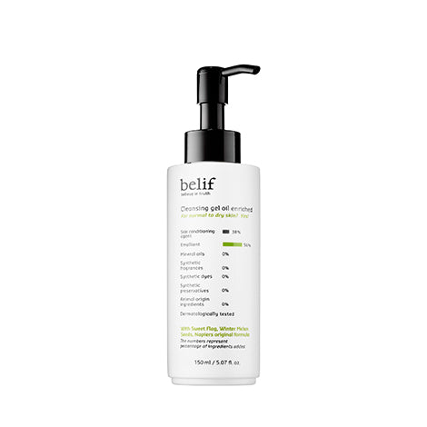 BELIF Cleansing Gel Oil Enriched 150ml