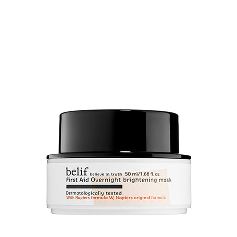 BELIF First Aid Overnight Brightening Mask 50ml