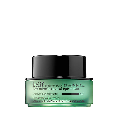 BELIF Peat Miracle Revital Eye Cream 25ml