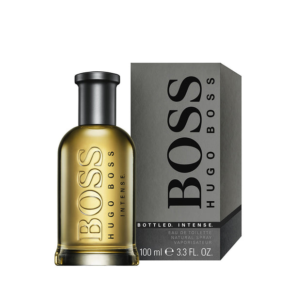 BOSS BOTTLED INTENSE EAU DE TOILETTE 100ml