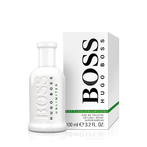 BOSS Bottled Unlimited Eau De Toilette 100ML