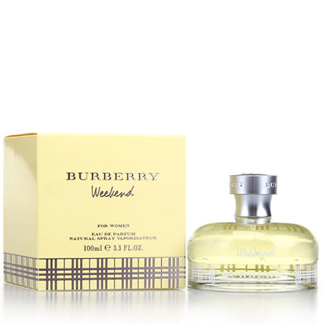 BURBERRY WEEKEND WOMEN EAU DE PARFUM SPRAY - 100ML